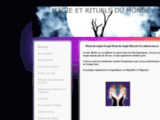 Maitre en Occultisme et Medium