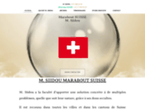 Mr Siidou marabout voyant en Suisse